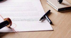 abogado para herencias en Valencia - documento legal