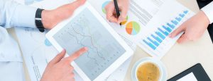 asesoria fiscal en Valencia - gráficos de colores