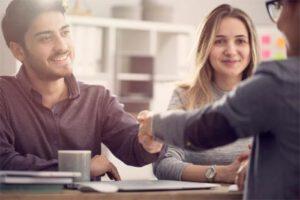 asesoria para autonomos en Valencia - pareja joven