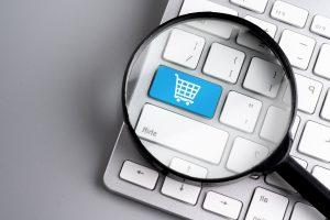 asesoria fiscal para ecommerce en españa - teclado